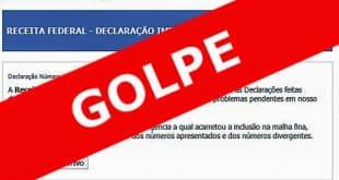 Receita Federal alerta para e-mails falsos circulando em nome da instituição