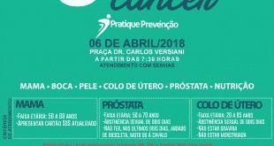 '8º Mutirão de Prevenção ao Câncer' é realizado pela Associação Presente em Montes Claros