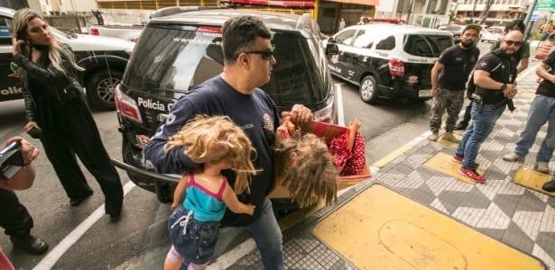Operação combate pedofilia em Minas Gerais e outros 24 Estados