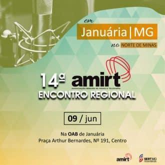 Januária sedia 14º Encontro Regional da Amirt