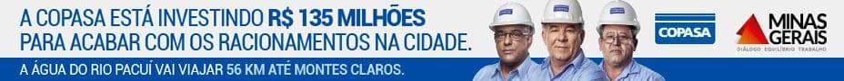 COPASA - MONTES CLAROS
