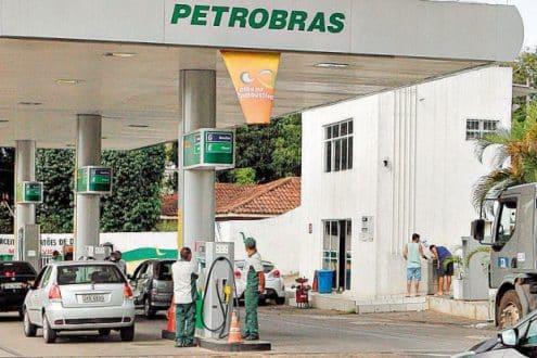 Petrobras atribui altas à elevações do preço do barril no mercado internacional