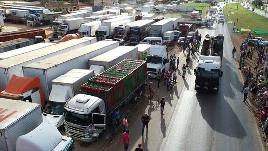 No Norte de Minas o MPE e MPF querem assegurar abastecimento de postos e liberação de cargas