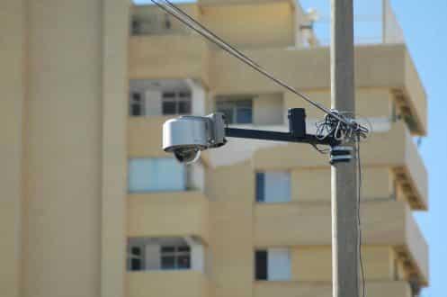 Novas câmeras e outros equipamentos para o Programa Olho Vivo em Montes Claros