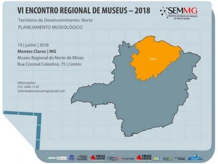 Montes Claros recebe o VI Encontro Regional de Museus