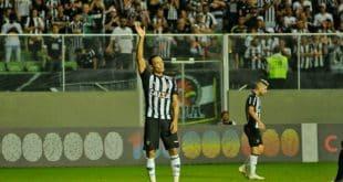 Brasileirão 2018 - Atlético sofre para vencer o Ceará e se tornar vice-líder