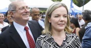 Esquema de corrupção no Petrobras teria beneficiado a campanha de Gleisi com R$ 1 milhão para campanha de 2010