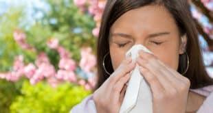 Tempo seco pode agravar as crises alérgicas