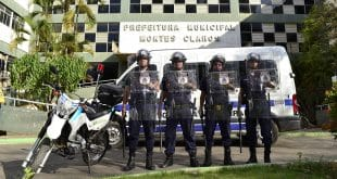 Guarda Municipal de Montes Claros terá sistema inteligente de controle de ronda