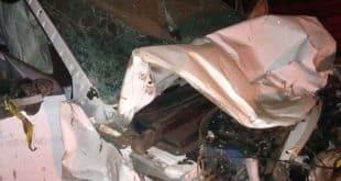 Ao menos cinco pessoas morrem em acidente entre dois veículos na MG-401 no Norte de Minas