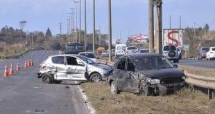 O Sudeste registrou o maior número de acidentes de automóvel com mortes, 42% do total (Arquivo/Agência Brasil)