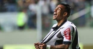 Otero foi autor de golaço em partida contra o Paraná, na última quarta-feira