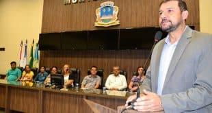 Cláudio Prates, presidente da Câmara Municipal de Montes Claros, pode assumir na Assembleia.