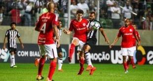 Brasileirão 2018 - Atlético-MG perde para o Internacional na Arena Independência