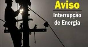 Cemig comunica interrupção programada, para melhoria da rede elétrica em Montes Claros
