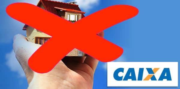 Caixa volta a suspender crédito pró-cotista para financiamento de imóvel usado