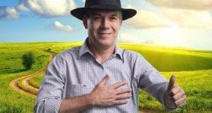 Zé Silva é agrônomo, extensionista rural,deputado federal pelo Solidariedade/MG
