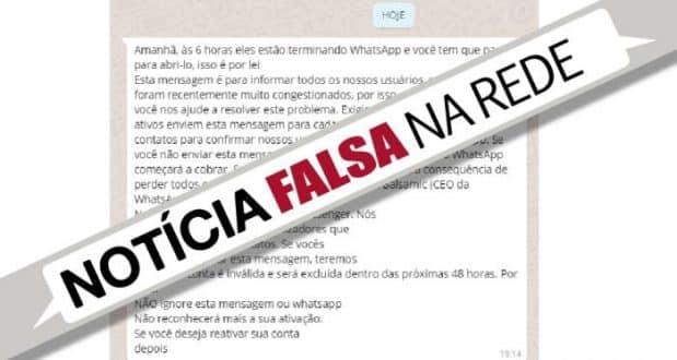 A informação que circula em redes sociais, de que o rodízio em Montes Claros irá voltar após as eleições é FAKE