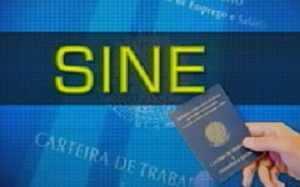 O Sine de Montes Claros (Unidade do Sistema Nacional do Emprego) oferta 17 vagas nesta terça-feira (25/08/2018) em Montes Claros.