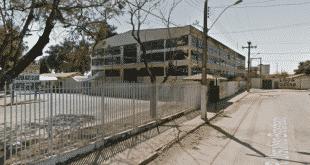 Na imagem, fachada do Itapuã Iate Clube, em Unaí