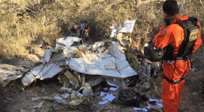 Seripa inicia investigações sobre queda de avião em Taquaraçu de Minas