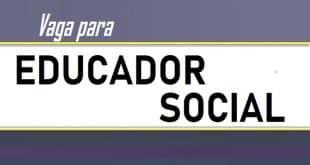 Emprego em Montes Claros - Vaga para Educador Social