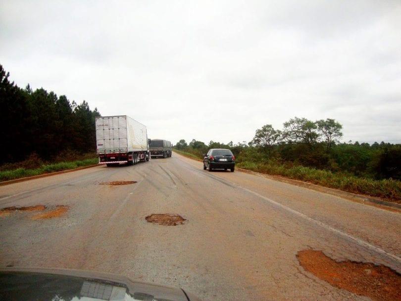 Mais de 8,6 mil km de rodovias mineiras em situação crítica; falta de manutenção é o principal fator