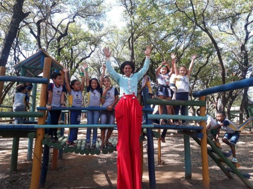 Em Montes Claros, Dia Das Crianças Com Programação Especial No Parque Municipal