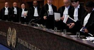 Corte Internacional de Justiça (CIJ) de Haia