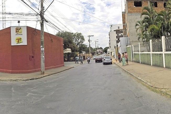 REDUTO DO PREFEITO - Rua que será beneficiada com obras para drenagem de águas da chuva