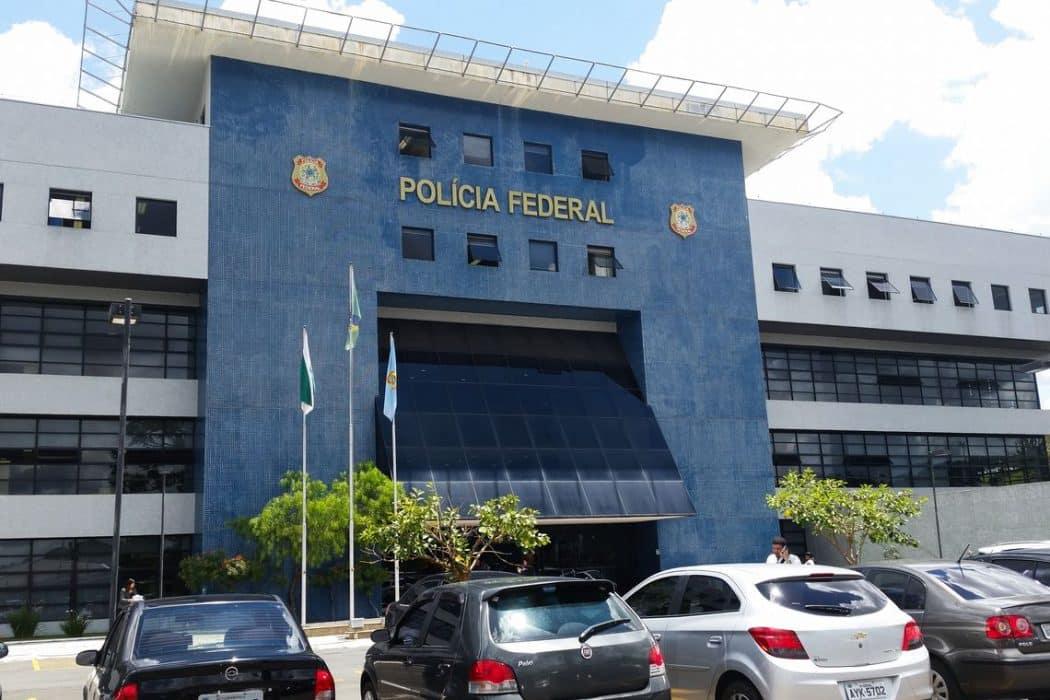 Sede da Polícia Federal em Curitiba