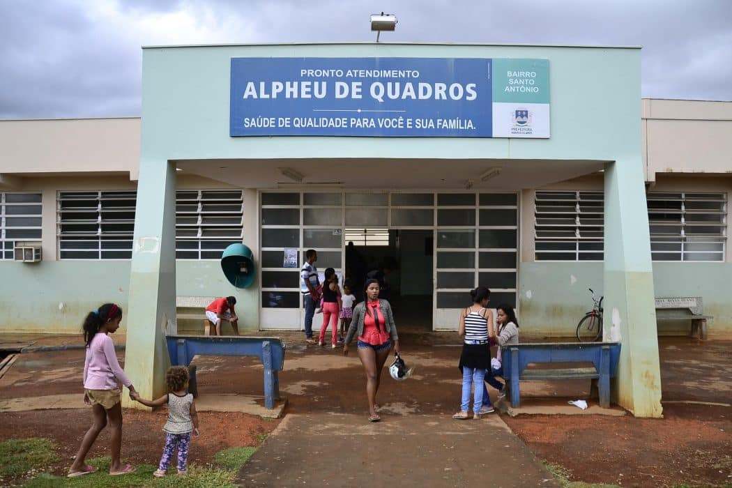 Montes Claros - Hospital Alpheu de Quadros