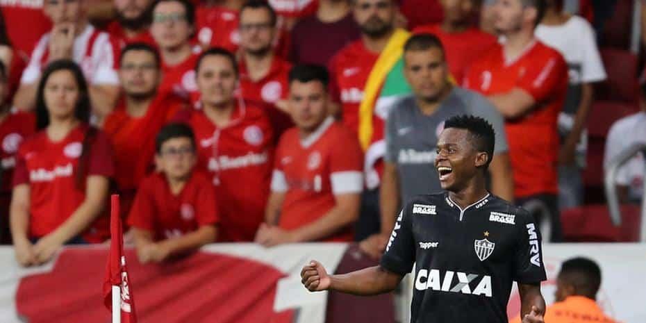 Brasileirão 2018 - Internacional x Galo: Atlético marca no fim