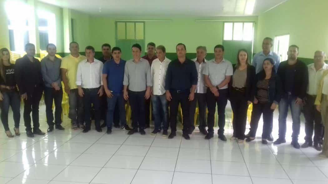 AMAMS reúne com prefeitos do Alto Rio Pardo