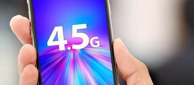 Oi expande rede 4,5G e encerra o ano com a tecnologia disponível em 25 cidade