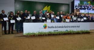 Anater celebra os 70 anos da Extensão Rural do Brasil