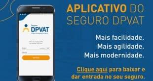 Indenização do DPVAT solicitada por aplicativo