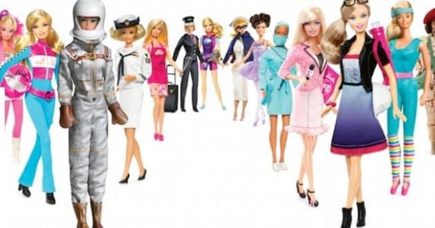 Barbie, uma boneca que transformou os brinquedos infantis