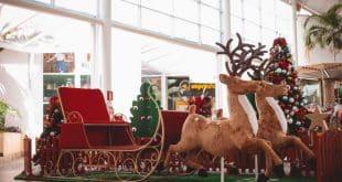 Atrações repletas de magia e encanto no Natal do Montes Claros Shopping