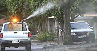 Câmara Municipal de Montes Claros pede volta do Fumacê para eliminar o Aedes Aegypti