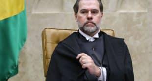 O presidente do STF, ministro Dias Toffoli, revogou a decisão do colega de Corte