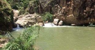 Pai e filho se afogaram na Cachoeira do Argenita, em Araxá, no Alto Paranaíba