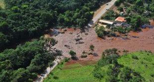 Tragédia de Brumadinho - Rompimento de rejeitos da Barragem 1 da Mina Feijão (Córrego Feijão)