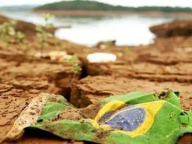 Comissão externa da Câmara Federal vai investigar o rompimento da barragem em Brumadinho (Foto:R7)