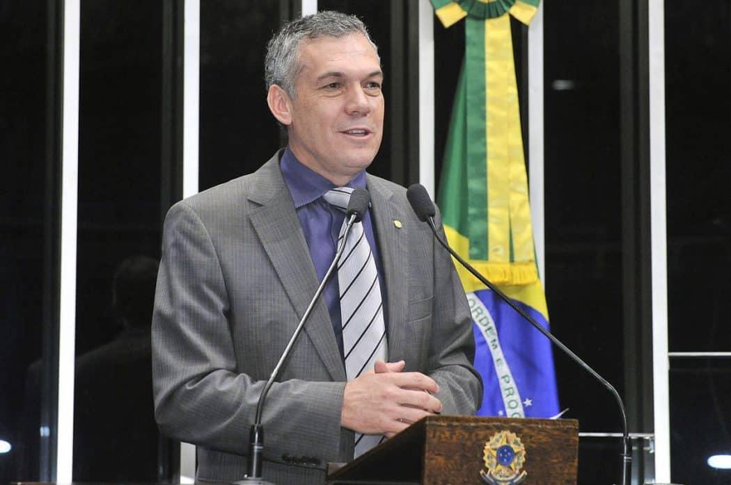 Autor da proposta, deputado Zé Silva (SD-MG)