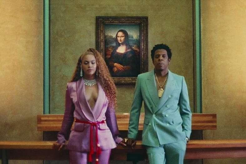 Clipe de Beyoncé e Jay-Z faz Louvre bater recorde de visitas