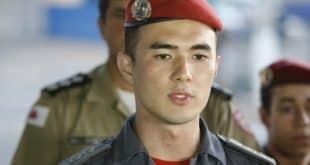 O tenente do CBMG, Pedro Aihara, citou como exemplo conteúdos indicando a existência de sobreviventes que estariam em algum lugar da região
