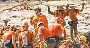 Tragédia de Brumadinho - 'Exército' contra a lama em Brumadinho passa de 2,3 mil pessoas
