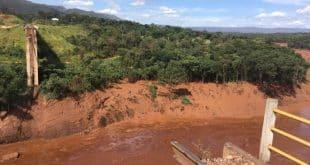 Os voluntários poderão atuar no entorno da região atingida pela lama