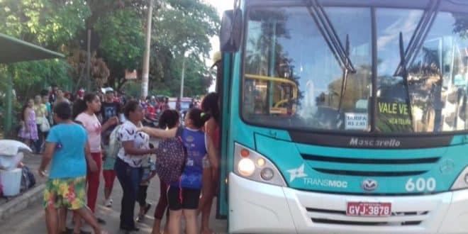 Montes Claros - Transporte coletivo subirá para R$3,00